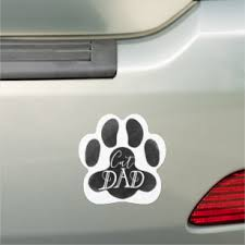 Cat Daddy Bumper Stickers Decals Car Magnets Zazzle