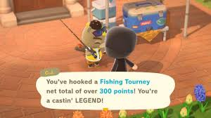 First fishing tourney done. Absolutely ...