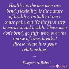 healthy is the one who ca quotes writings by swayam a
