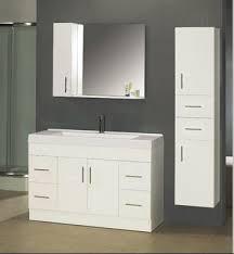 wpc board in bathroom vanity at best