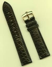 alligator embossed genuine leather