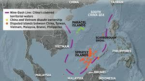 south sea to be focus of us asean meet