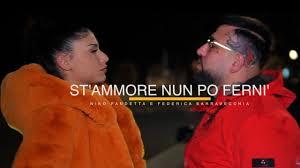 Niko Pandetta - St'ammore nun po fernì (Testo) feat. Federica ...