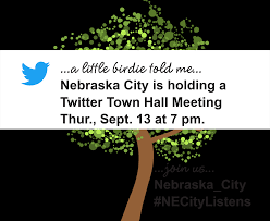 Twitter Town Hall – Nebraska City