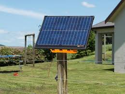 S400 Portable Solar Electric Fence Charger Gallagher Electric Fencing Gallagher Electric Fencing From Valley Farm Supply