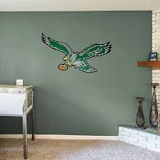 Fathead Nfl Philadelphia Eagles Classic Logo Giant Wall Decal Bed Bath Beyond