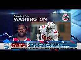 2016 NFL Draft Rd 3 Pk 80 | Buffalo Bills Select DT Adolphus ...
