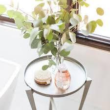 table next to tub design ideas