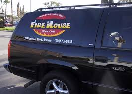 Truck Decals Stickers Van Truck Graphics Orange County Signs