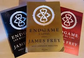 ENDGAME Les Règles du Jeu, de James Frey et Nils Johnson-Shelton ...