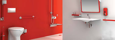 bathrooms for disabled aids and health