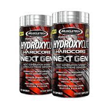 hydroxycut next gen 100cap x2