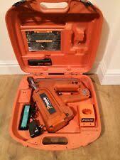 paslode im 350 90ct nail gun first fix