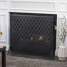 com fireplace screens myl large