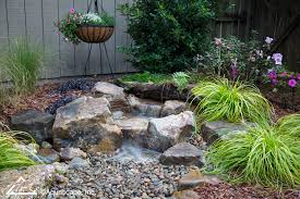 tips for building an amazing waterfall
