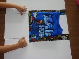 Image result for make your own shirt folder