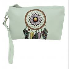 9180 dream catcher coin pouch or