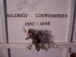 """Mildred Effie """"Mimi"""" Henderson Loewenstern (1887-1956) - Find A Grave  Memorial"""