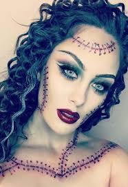 frankenstein makeup photo al