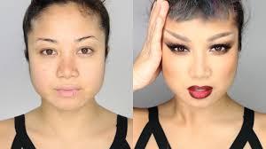rihanna harpers bizarre china makeup