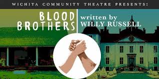 bww review blood brothers at wichita