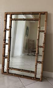 vintage marlock mirror mcm hollywood