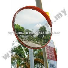 safety stainless steel convex mirror