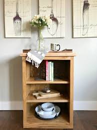 Build A Simple Diy Bookshelf In 6 Easy Steps In This Free Tutorial