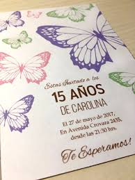 20 Invitacion Para Cumpleanos De 15 Anos Varias 400 00 En