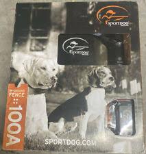 Buy Sportdog Sdf 100a In Ground Fence System Online Ebay