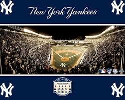 unique new york yankees logo wallpapers