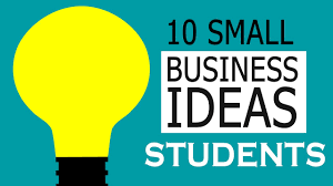 business ideas for students - Entrepreneur Platform