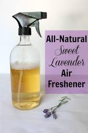 sweet lavender air freshener