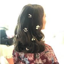mandy moore s entire wedding hair
