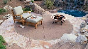 5 round patio ideas sunset