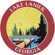 Amazon Com Lake Dock Lake Lanier Georgia 3 5 Window Car Truck Sticker Decal Vacation Adventure Theme Novelty Applique