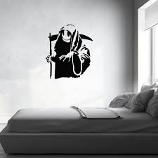 Shop Banksy Death And All His Friends Wall Decal Overstock 12809125
