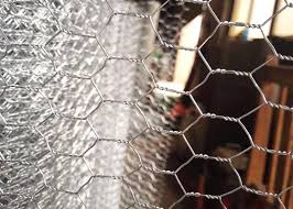 1 3 Mm Galvanized Chicken Wire Mesh Pvc Coated Chicken Fence Wire 30m Roll Length