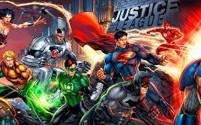 ics justice league flash superman