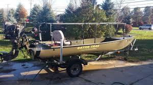 gator trax duck boat w 36 hp pro drive