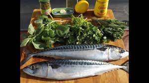 Cook,Line Caught Mackerel ...