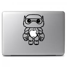 Big Hero 6 Cute Baymax Armor Apple Macbook Air Pro 11 13 15 17 Vinyl Decal Sticker Dreamy Jumpers