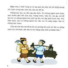 Sách - Học Toán Qua Truyện Cổ Tích - Cây Khế