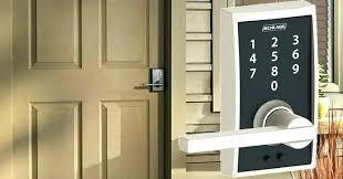 door pull handle entry lock locks