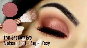 eye makeup tutorial using one matte