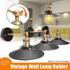 hot e27 retro bowl lampshape oft rustic