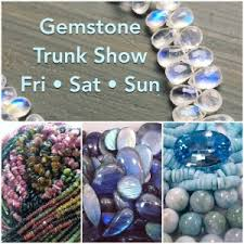 janu gems trunk show the bead the