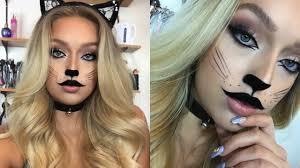y cat makeup tutorial very original