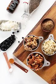 simple grain free granola minimalist