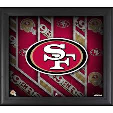 San Francisco 49ers Wall Decor Prints Canvases Official 49ers Shop